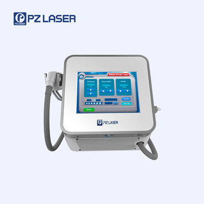Mobile Portable Laser Hair Removal Machines / Personal Laser Hair Removal Device 1-20HZ