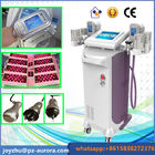 China Completely Safe Multifunction Slimming Machine , 4 In 1 Beauty Machine factory