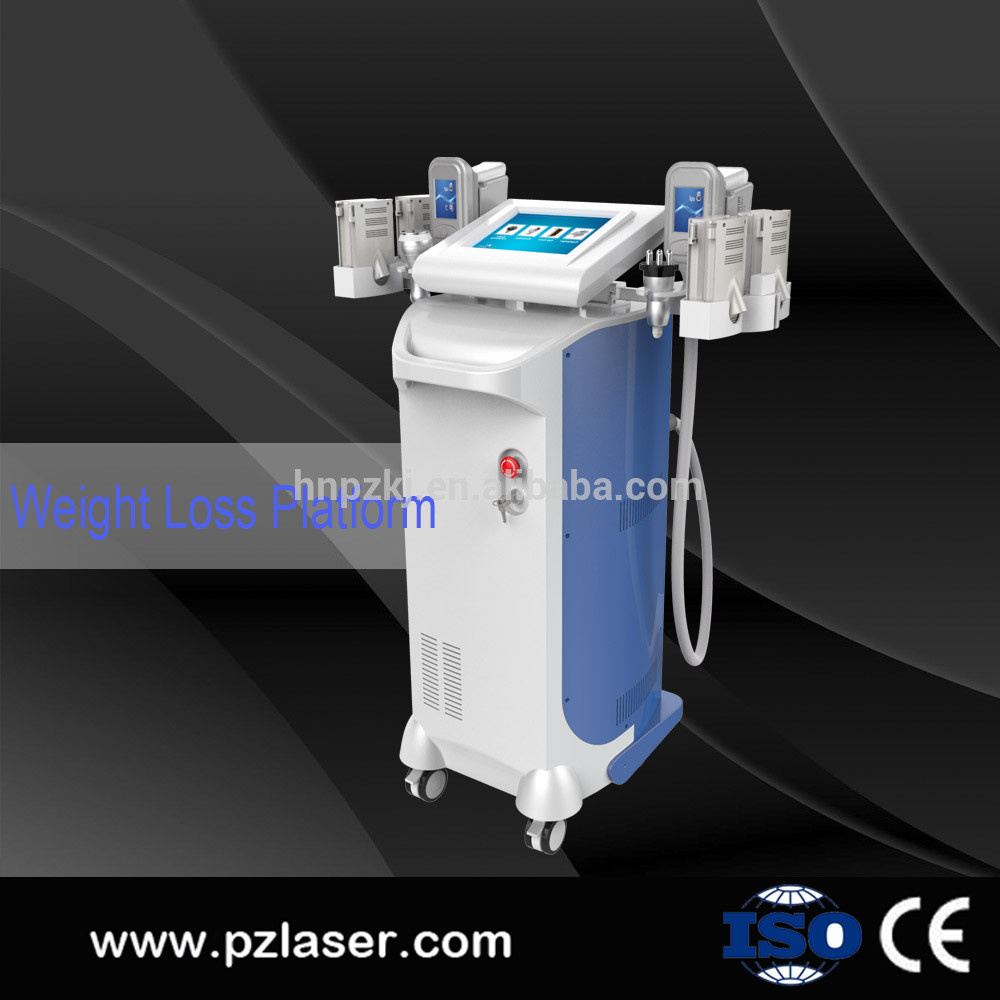 Commercial Lipo Laser Multifunction Beauty Machine For Beauty Clinic / Spa Center