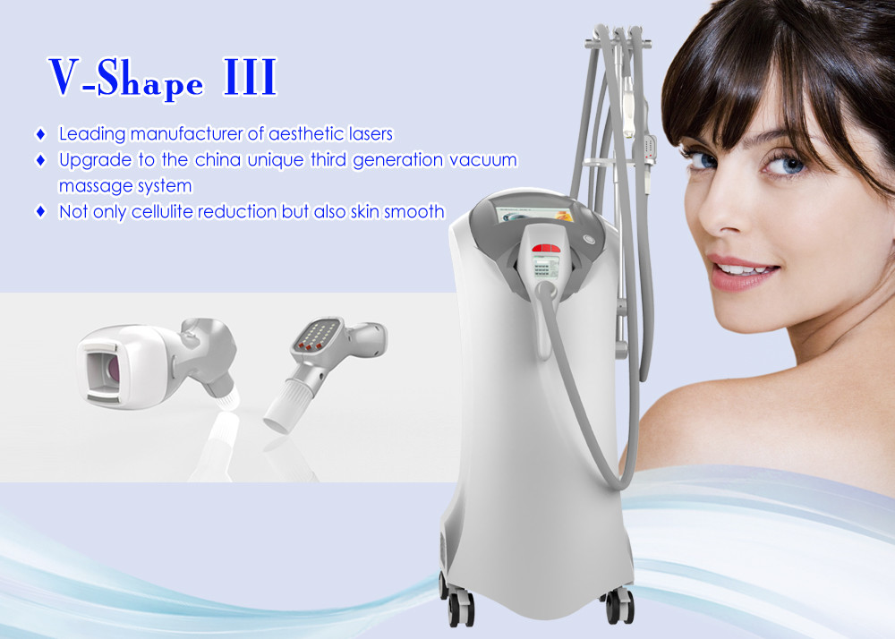 5 In 1 Cellulite Vacuum Therapy Machine , Vacuum Weight Loss Machine 0-36r /M