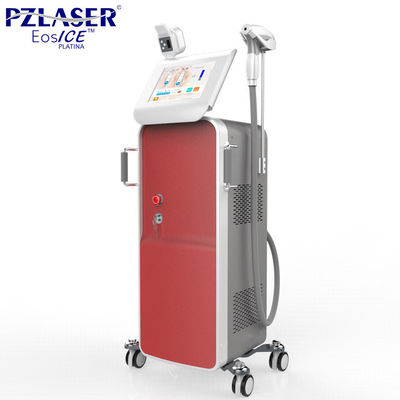 China Commercial Laser Hair Removal Machine , Leg Hair Removal Diode Laser System factory