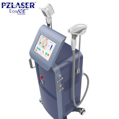 China Portable Permanent Hair Removal Laser Machine , Laser Depilation Machine For Salon factory