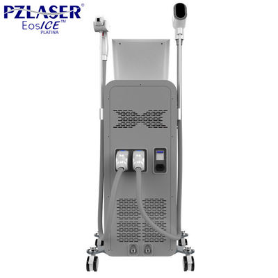 China Most Powerful Diode Laser Hair Removal Machine 808nm Apply To All Skin Types factory