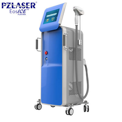 China Most Effective Ipl Rf E Light Laser Hair Removal Machine For Female 400W/600W/800W factory