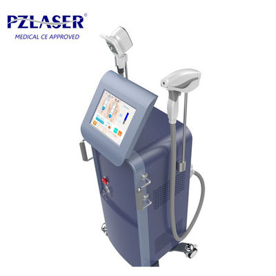 China Professional Underarm Diode Laser Hair Removal Machine With Patented Cold Handle factory