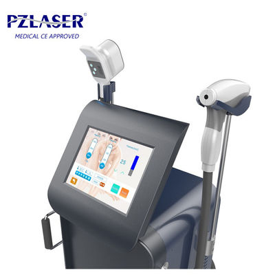 China TUV Medical Full Body Laser Hair Removal Machine Sliding Therapy CE ISO13485 factory