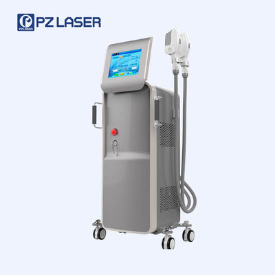 home use IPL SHR Hair Removal Machine / e light IPL machine for Acne Treatment