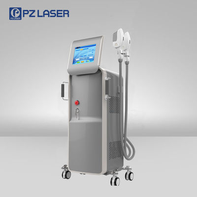 China Skin Rejuvenation E Light Beauty Machine , Any Type Skin Hair Removal Machine factory