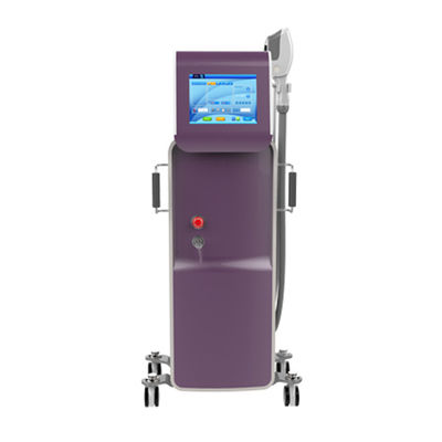 China Mobile Ipl Laser Hair Removal Device , Ipl Treatment Machine 560nm-1200nm Wavelength factory