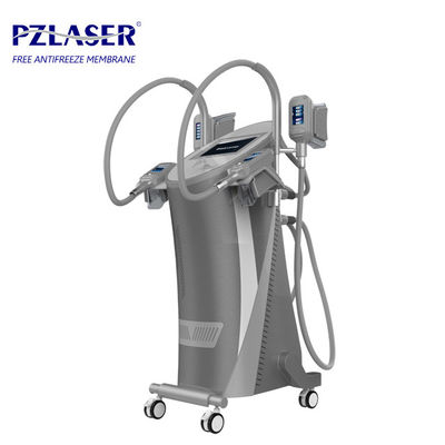 Salon Use Cool Tech Fat Freezing Machine With Breast Enhancers Function