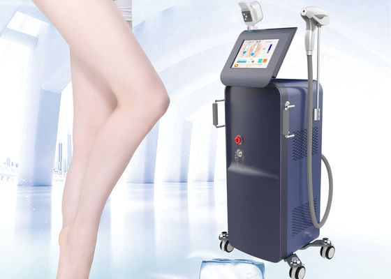 China Ipl Diode Laser Hair Removal Machine For Ladies Pseudo Folliculitis Treatment factory