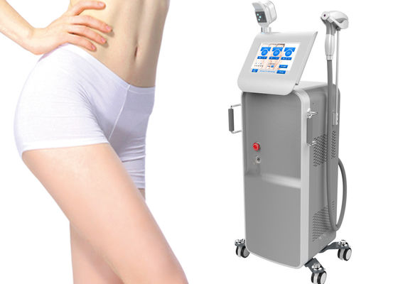 Permanent Facial Hair Removal Laser Machine / Laser Hair Reduction Machine