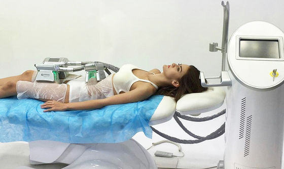 Professional Cellulite Treatment Machine , Anti Cellulite Vacuum Machine Cryo Therapy