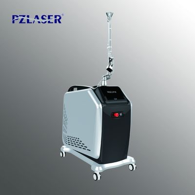 Q Switch Nd Yag Laser Skin Rejuvenation Machine With Pigment / Wrinkle Remover