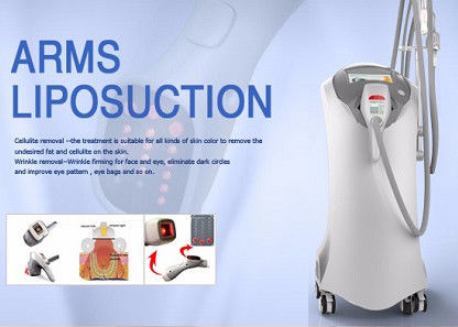 China Multi Functional Vacuum Roller Slimming Machine Vacuum Cavitation Operation System factory