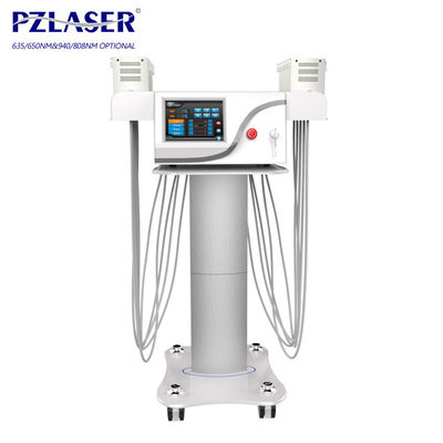 Portable Diode Laser Weight Loss Machine Liposuction Cavitation Machine