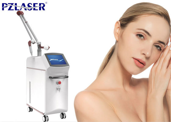 Professional Skin Tightening Laser Machine / Picosecond Co2 Laser Machine ISO13485