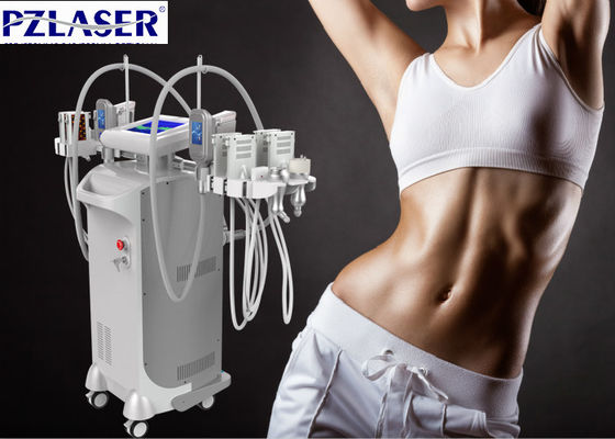 PZ LASER  Multifunctional Skin Tightening Contouring Cavitation Vacuum Body Machine Slimming Rf Matching Pad